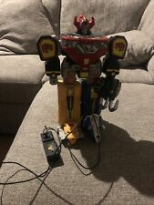 1994 Mighty Morphin Power Rangers Remote Controlled Megazord Doesn?t Work