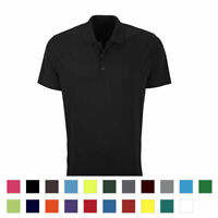 Men's Dri-Fit Power Performance Polo Short Sleeves Casual Golf Shirt S to 5X NWT