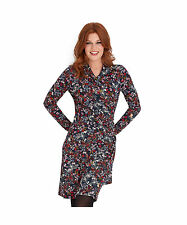 Viscose Long Sleeve Wrap Dresses