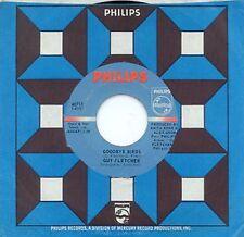 GUY FLETCHER - GOODBYE BIRDS - PHILIPS 45 - 1971
