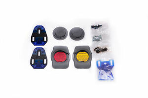 Speedplay Ultra Light Action Cleat Set with Walkable Cleat Cover
