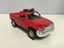 1993-2001 Dodge Ram 1500 Fire Department Collectible 1/46 Scale Diecast