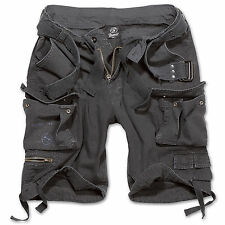 Brandit Savage Vintage Shorts S-7XL Gladiator Cargo Bermuda Army Short Gürtel