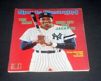 SPORTS ILLUSTRATED JANUARY 5 1981 DAVE WINFIELD