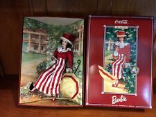 """Coca Cola Barbie Doll, """"After The Walk"""" Second In Series 1997."""