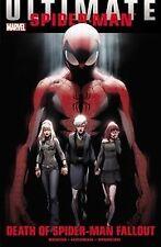Ultimate Comics Spider-Man: Death of Spider-Man , Jonathan Hickman, Nick Spencer
