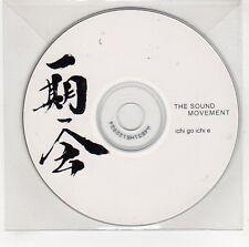 (GG649) The Sound Movement, Ichi Go Ichi E - DJ CD