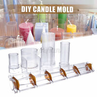 Candle Molds Candle Making Mould Handmade Soap Molds Clay Gift DIY Craft