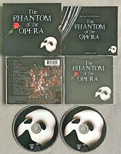 THE PHANTOM OF THE OPERA - ORIGINAL LONDON CAST * * 2000 Double CD Album