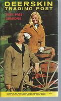 NC-040 - Deerskin Trading Post Catalog 1967-1968 Season Complete Vintage