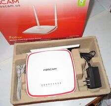 Foscam FR305 WiFi Wireless 802.11N 300Mbps Router/Repeater Amplified 2x Range