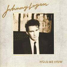 Johnny Logan - Hold Me Now - audio cassette tape