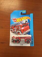 2013 Mattel Hotwheels 5 Alarm Fire Truck NIP