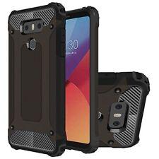 LG G4 / LG G5 & LG G6 Case - Shockproof Hybrid Heavy Duty Armor Dual Layer Cover