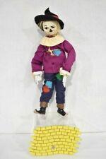 """Ashton Drake """"The Wizard of Oz- The Scarecrow """" -  Mary Tretter - IN BOX"""