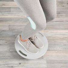 Backapp 360 Balanceboard Balancekissen Therapiekreisel schwarz Neu