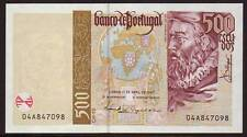 Portugal  500 Escudos  17.4.1997    Gem UNC