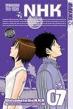 Welcome to the NHK Manga Volume 7