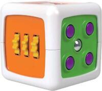 Fisher Price My First Fidget Cube Baby Activity Sensory Toy Developmental FWP34