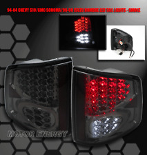 94-04 CHEVY S10 PICKUP/GMC SONOMA LED TAIL LIGHTS SMOKE