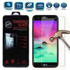 Invisible Tempered Glass Screen Protector For LG K4 2017 M160 Phoenix 3 Fortune