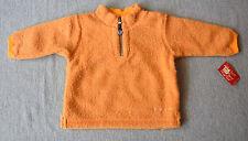 NEU CAKEWALK Pulli Größe 80 Orange kuschelig warm