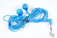 Sony MDREX15LP MDR-EX15LP In-Ear Earbuds Headphones - Blue