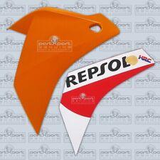 HONDA CBR125R CBR150R REPSOL RIGHT FAIRING + STICKER 2011 - 2017 GENUINE
