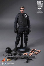 1/6 Hot Toys Dark Knight Jim Gordon(SWAT Suit Ver) MMS182 2012 SDCC Exclusive