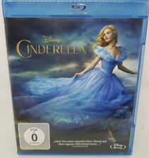 DISNEY Cinderella ( Blu Ray ) ( Realverfilmung ) NEU