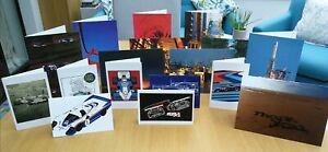 Greetings Cards - Blank Inside - Travel, Motorsport, Floral designs - A5 & A6