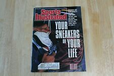 1990 YOUR SNEAKERS OR YOUR LIFE SPORTS ILLUSTRATED NIKE AIR JORDAN AIR V