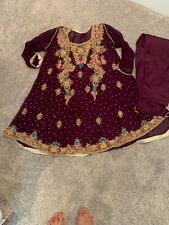 pakistani indian wedding party dress
