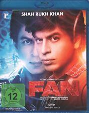 SHAH RUKH KHAN: FAN - Original Bollywood Film Blu-ray