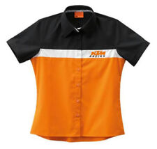 Official KTM Powerwear GIRLS LADIES TEAM SHIRT – MOTOCROSS ENDURO SHIRT