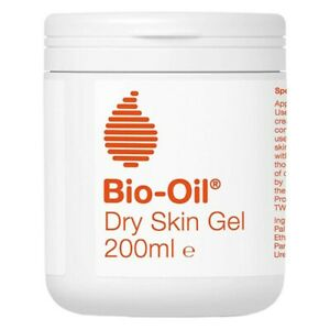𝖡𝗂𝗈-𝖮𝗂𝗅 Dry Skin Gel 200mL Intensive Moisturiser Sensitive Skin