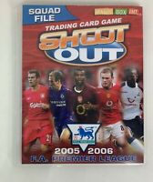 Shoot Out Squad File Trading Card Game 2005 2006 FA Premier League MINT Cards