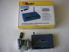 Hamlet Wireless ADSL2 + Broadband Router + wi Fi USB