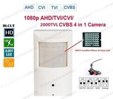 HD HIDDEN PIR COVERT CCTV CAMERA: HD-TVI 1080P 3.7mm lens Dip Switch 12VDC