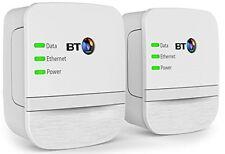 BT WIFI a banda larga Extender Ripetitore Powerline di connessione Internet Adattatore 600 MB