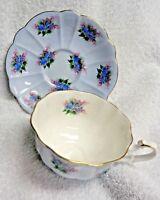 Royal Albert  Vanity Fair Series Cecilia Cup and Saucer
