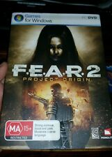 F.E.A.R. 2 Project Origin PC GAME - FAST POST