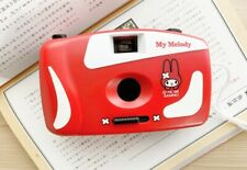RARE MY MELODY SANRIO 35mm FILM CAMERA FROM JAPAN