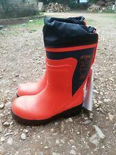 STIHL Chainsaw Boots Size 5.5