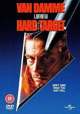 Hard Target DVD Jean Claude Van Damme Lance Henriksen UK Release New Sealed R2