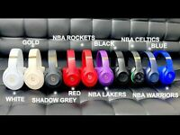 Beats by Dre Studio 3 Wireless Over Ear Headphones NBA LIMITED EDITION Studio3