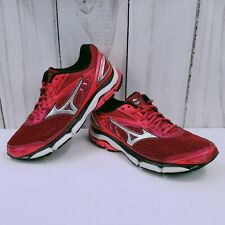 Mizuno Wave Inspire 13 Women's Running Shoes Pink / Red Size 10.5