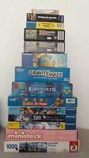 Spielesammlung : 14 Gesellschaftsspiele und Puzzle für Kinder (ab Grundschule)