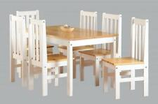 Rectangular Modern Table & Chair Sets with 4 Pieces