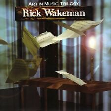 Rick Wakeman - Art In Music Trilogy [New CD] UK - Import